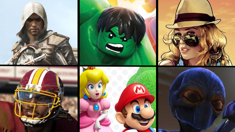 Owen's Top 8 Games of 2013