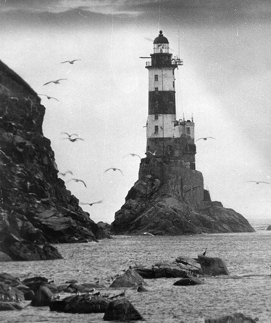 Soviet Atomic Lighthouses Are Both Spooky and Deadly