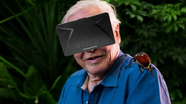 Voice Of Planet Earth Making A Nature Documentary For The Oculus Rift