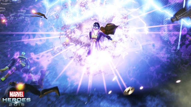 A Video Game Finally Does The X-Men's Rogue Justice