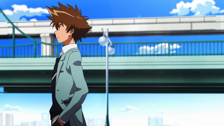 Here it is the new Trailer of the 2nd Digimon Adventure Tri film