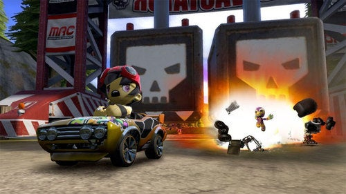 ModNation Racers Joins The Line-up Of Cheaper PS3 Games