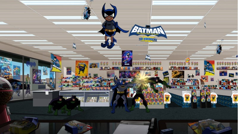 Batman: The Brave And The Bold Review: Bat-Mite Makes Right