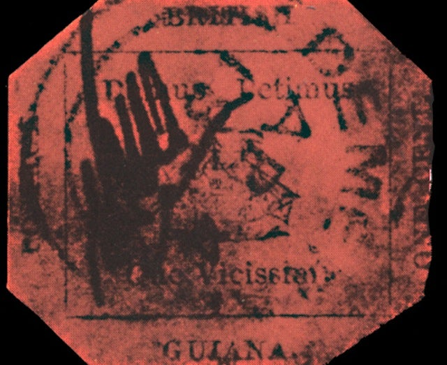 Why This Red Smudge Is the Most Valuable Stamp in the World