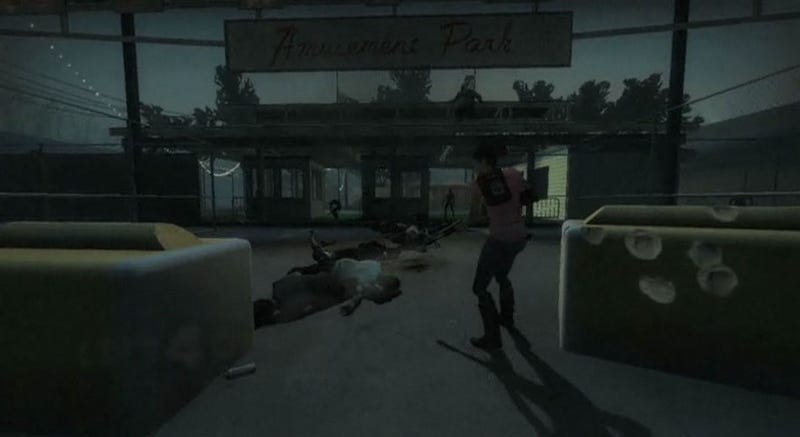 Left 4 Dead 2's Latest Campaign Takes You To The Fairgrounds