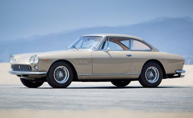 The Best Cars Of The Pebble Beach Auction