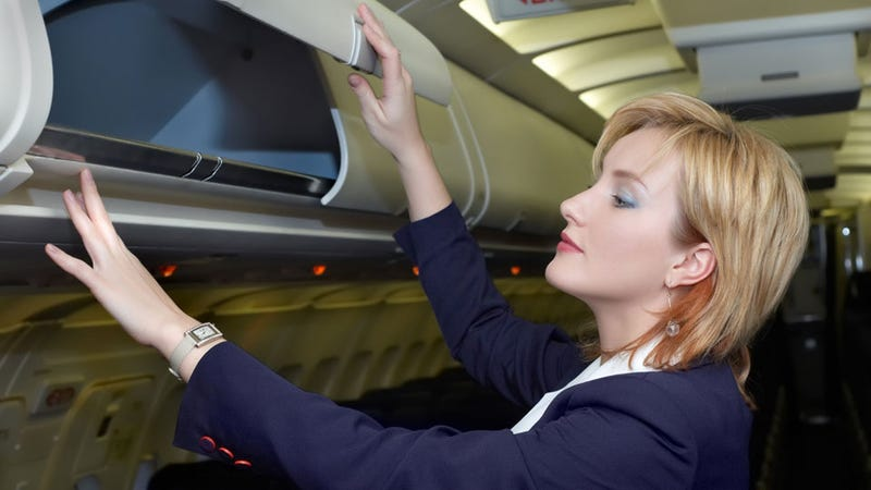 Why Flight Attendants Talk Like Space Aliens