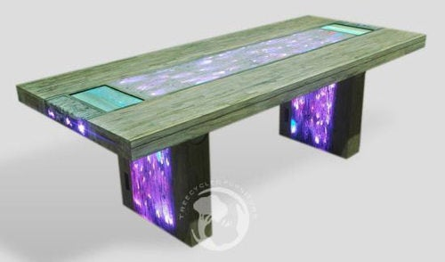 The Stardust Table: Furniture Reclaimed by Cylons