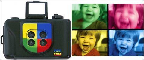 Pop Art Color Cam