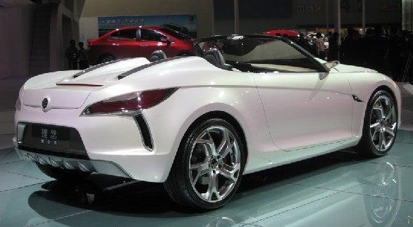 Guangzhou-Honda Linian Prototype