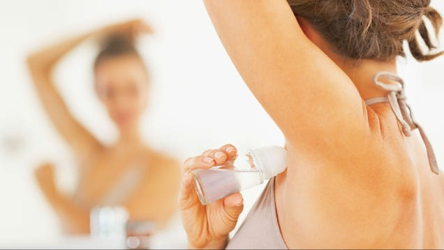How Antiperspirant Works (And Who It Might Hurt)