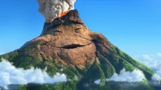 First Clip From Pixar's Singing Volcano Short Is Immensely Charming