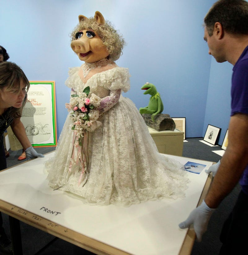 Miss Piggy Will Be Getting Married in Vivienne Westwood, Of Course