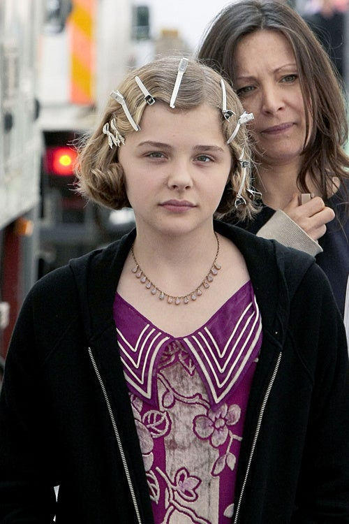 Wow, Chloe Moretz Continues To Be Kick-Ass
