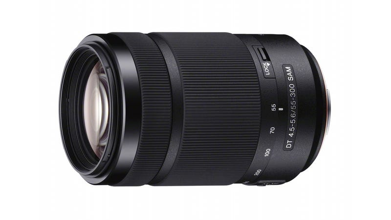 Sony's New 55-300mm Lens Zooms Closer Without a Magnified Price