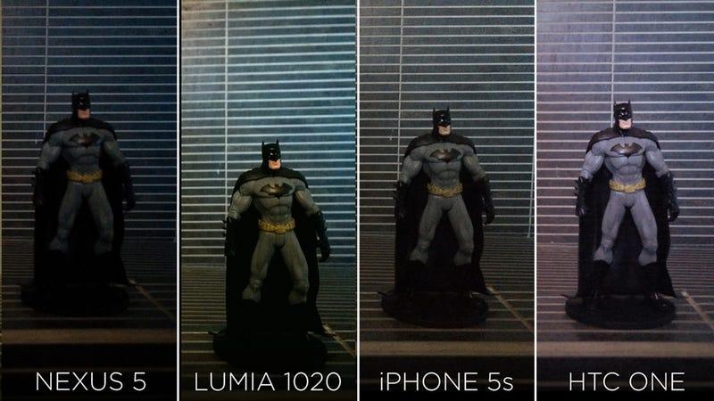 Nexus 5 Camera Battle: Welcome to Photography, Google
