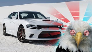 The Charger Hellcat Is The Most American/Insane Car You Can Buy