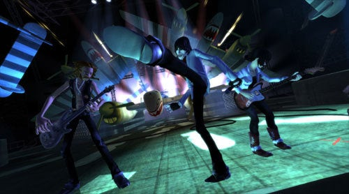 Boozehounds Get First Crack At The Beatles: Rock Band
