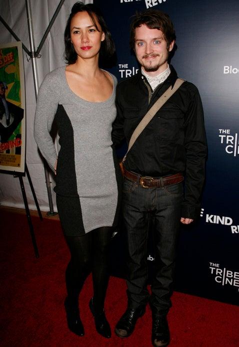 Elijah Wood's Musician Girlfriend: WANT. DRESS.
