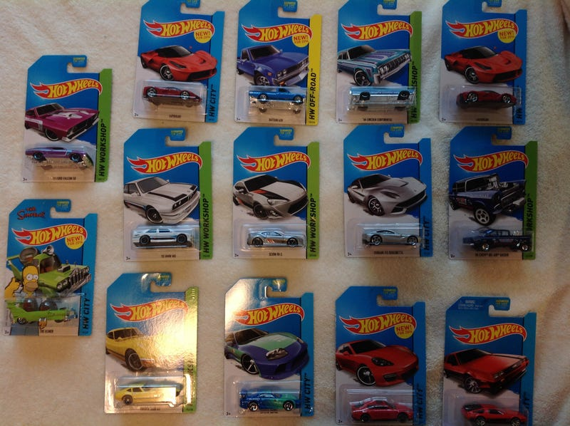 Kmart collectors day hot wheels haul