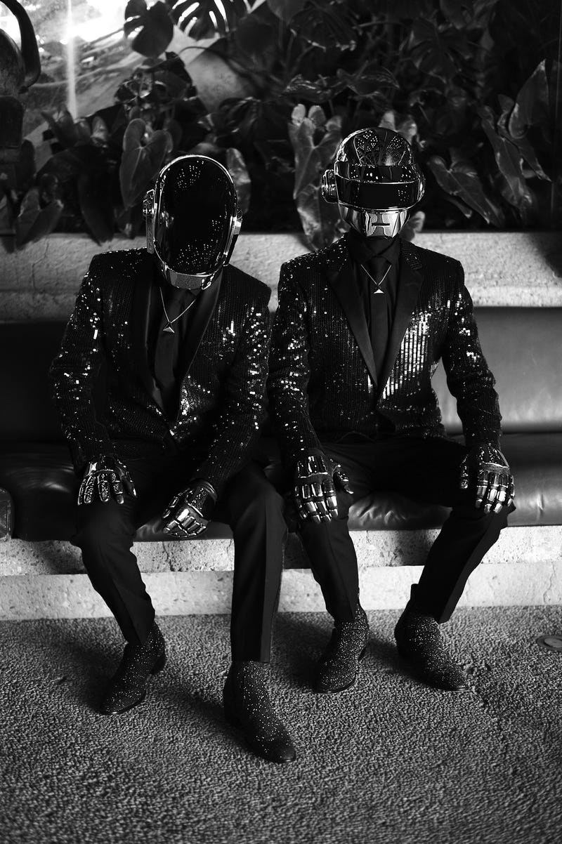 Daft Punkitecture Around The World