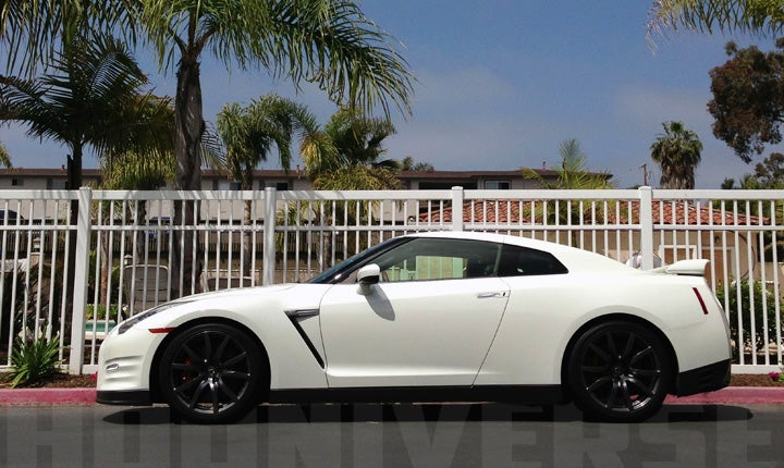 Video Review: 2014 Nissan GT-R