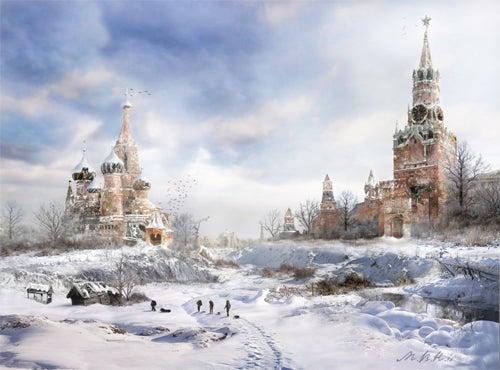 Kremlin Gallery