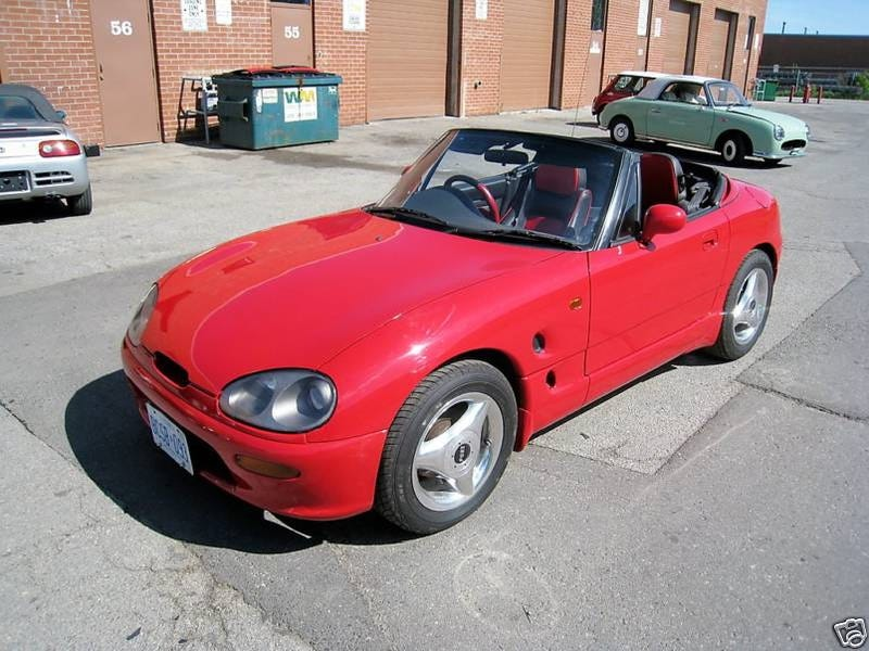 """1980"" Suzuki Cappuccino Roadster for a Diminutive $11,990!"