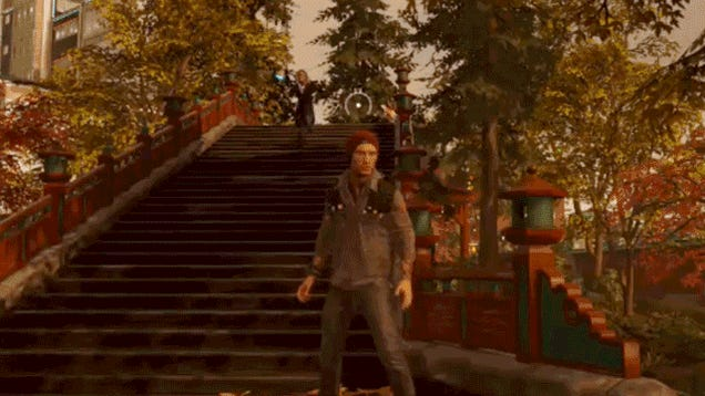 ​Tips for Playing Infamous: Second Son