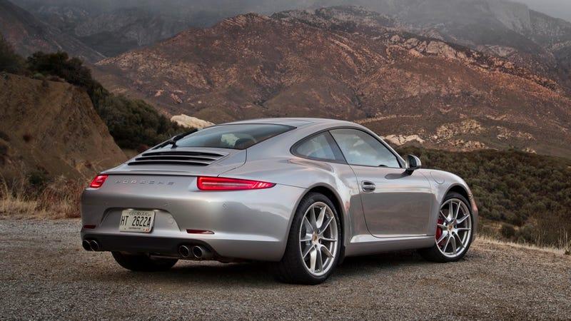 2012 Porsche 911 gallery