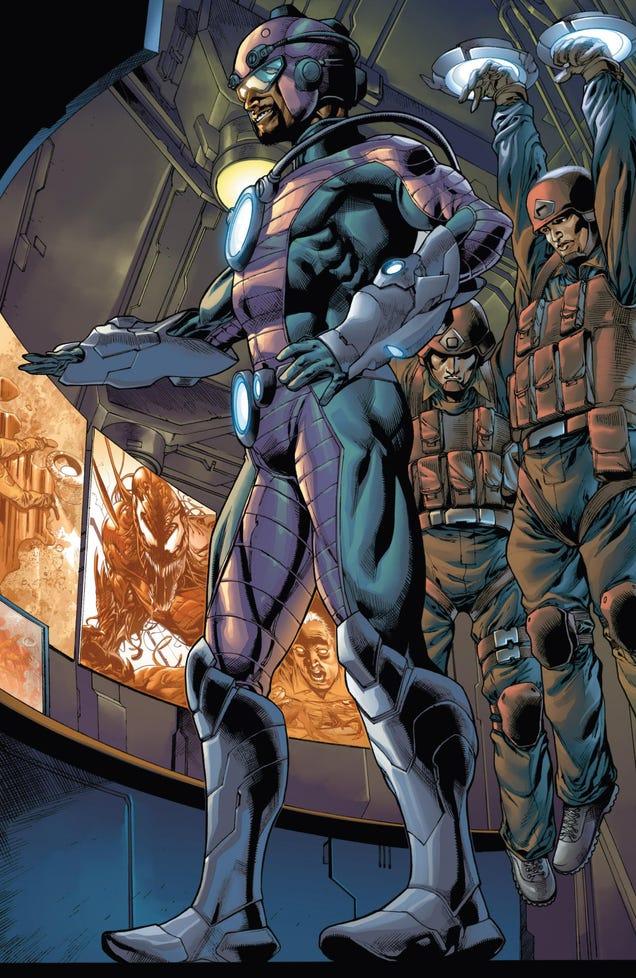 Top Ten Marvel Villain...