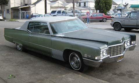 1969 Cadillac Calais