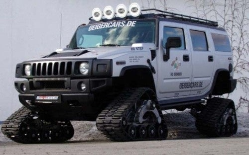 Geigercars' Timing On The Hummer H2 Bomber Couldn't Be Worse