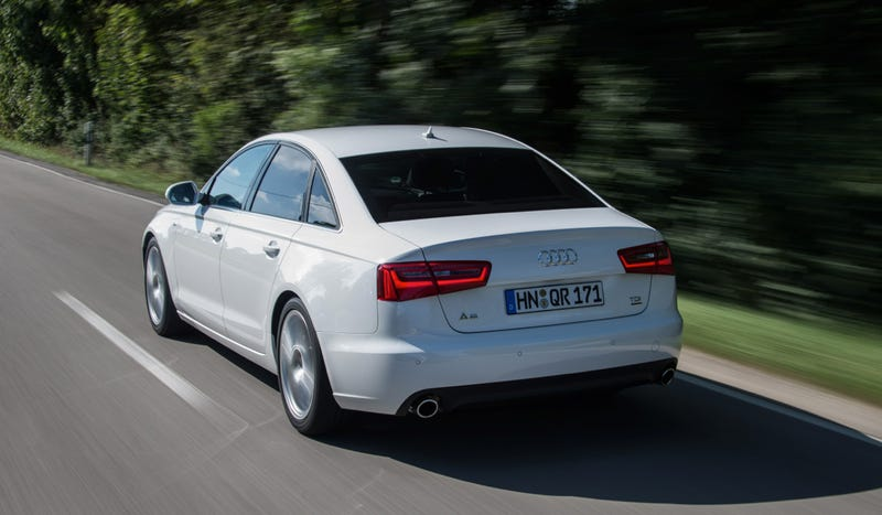 Audi's Secret Super Diesel Electric Turbo Prototype Is Fast As Hell