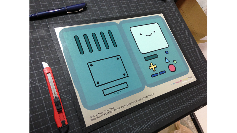 This Will Be A Limited Edition BMO Steelbook, With A Game Inside