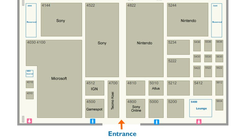 Nintendo Will Have a Large Booth at E3