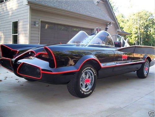 Holy Replicar, Your Own Batmobile For Just $19,660!