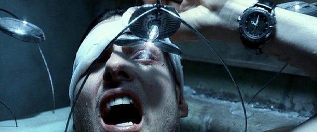Steven Spielberg Is Developing A Minority Report TV Series