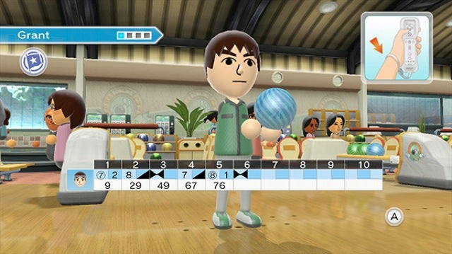 Wii Sports Goes HD with Wii Sports Club