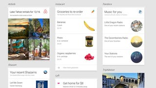 Google's Android App Adds Google Now Cards for 30+ Other Services