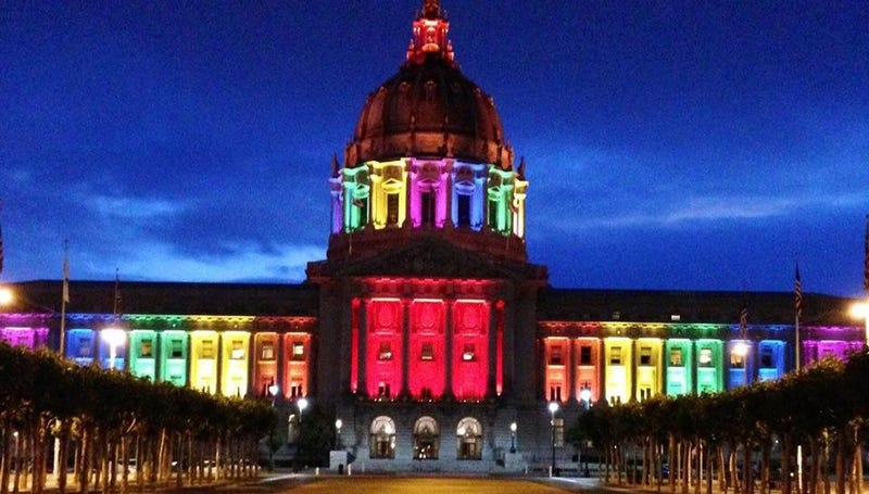 You Gotta See This Picture of San Francisco's City Hall