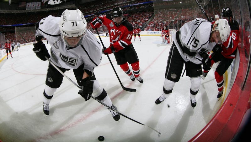 How The Kings Toughened Up And Conquered The NHL