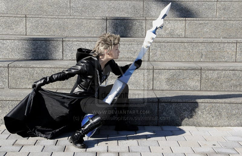 It's Not the Size of Your Keyblade, But How You Use It