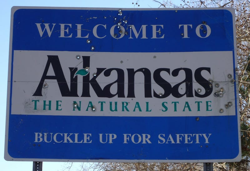 What Would You Drive In Arkansas?