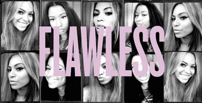 "Beyoncé Drops Nicki Minaj ""Flawless"" Remix, Addresses Elevator Fight"