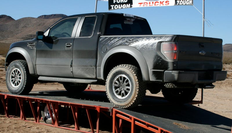 Ford To Auction 2010 Shelby GT500, F-150 SVT Raptor At Barrett-Jackson