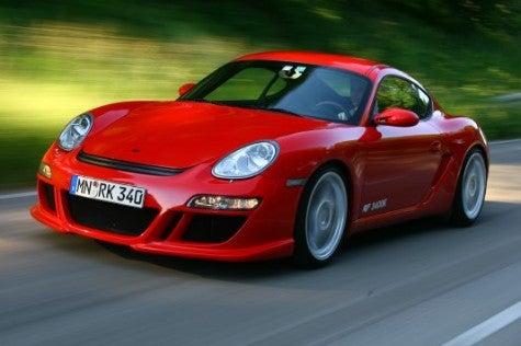 """Priority Porsche: Ruf 3400 K """"25 Jahre Jubiläms-Edition"""