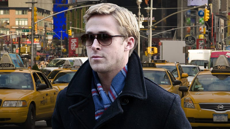 Ryan Gosling Saved Me From a Speeding Car But There's War In the Middle East So Everyone Calm Down