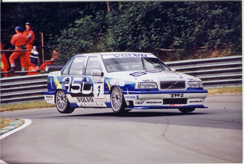 Hover Volvo, Because Racecar