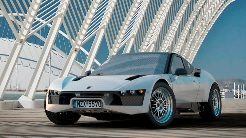 Korres Project 4: The Greek Supercar With A Corvette Heart